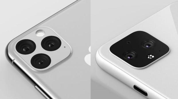iPhone 11 còn chưa lộ mặt mà đã có kẻ nhăm nhe copy suýt y xì đúc rồi đây - Ảnh 4.
