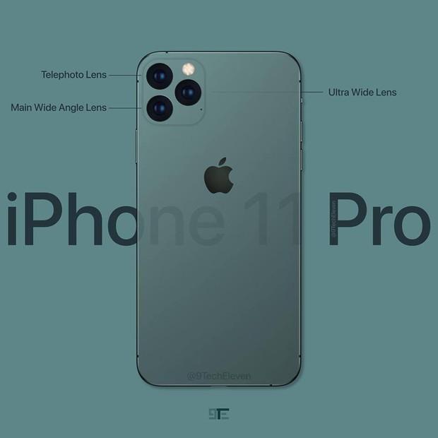 iPhone 11 sẽ đổ bộ 0h đêm nay, thuộc ngay 5 tin đồn hot nhất để đỡ mất công lạ lẫm trầm trồ - Ảnh 4.