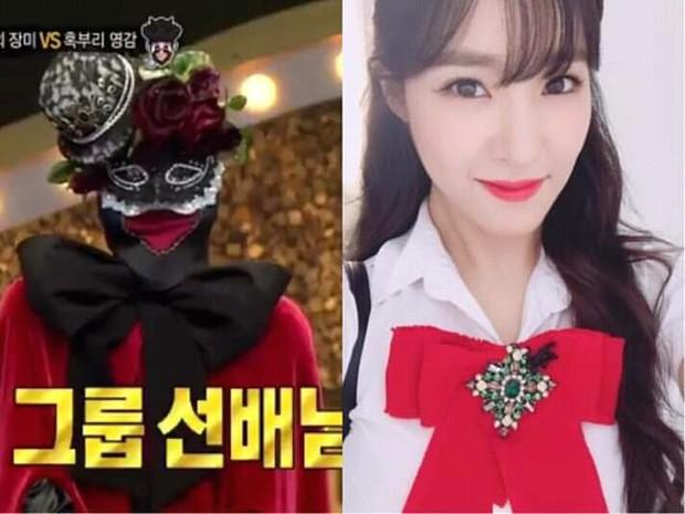 Chưa kịp lộ diện, Tiffany (SNSD) đã bị lật tẩy trên show hát mặt nạ vì chất giọng quá đặc trưng? - Ảnh 4.