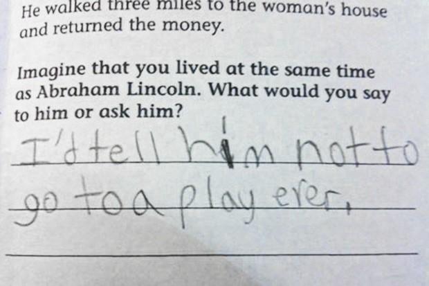 """20 câu trả lời bá đạo trong bài kiểm tra chỉ những đứa trẻ """"thiên tài"""" mới có thể nghĩ ra - Ảnh 19."""