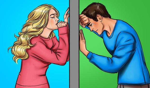 6 giai đoạn khó khăn mà cặp đôi nào cũng phải trải qua: Nếu vượt qua được, tình yêu của bạn sẽ hạnh phúc dài lâu - Ảnh 3.