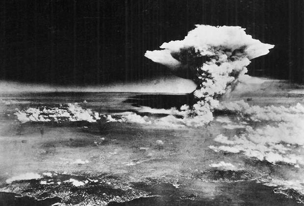 Ám ảnh cảnh trái ngược nhau ở Hiroshima trước và sau khi bị ném bom - Ảnh 7.