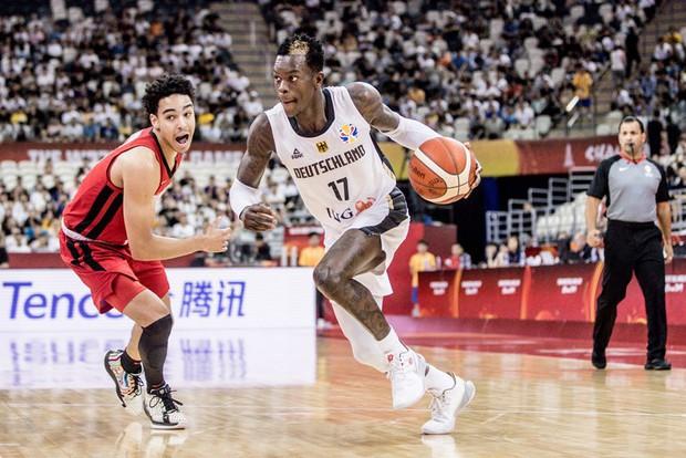 Kết quả ngày thi đấu 9/9 FIBA World Cup 2019: Cầu thủ xuất sắc nhất NBA 2019 về nước sớm, đội tuyển Mỹ thể hiện sức mạnh khủng khiếp - Ảnh 8.