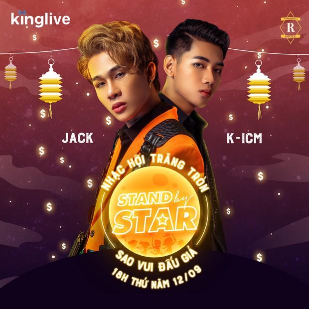 Jack và K-ICM, Phạm Quỳnh Anh, Jun Vũ, Han Sara cùng hơn 20 nghệ sĩ Việt đã sẵn sàng để đốt cháy Stand By Star! - Ảnh 4.