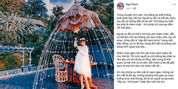Mina Phạm - vợ 2 đại gia Minh Nhựa lại bị soi thêm loạt caption sống ảo dài như cả bài văn, đọc đến đâu là thấy quen quen đến đó! - Ảnh 6.