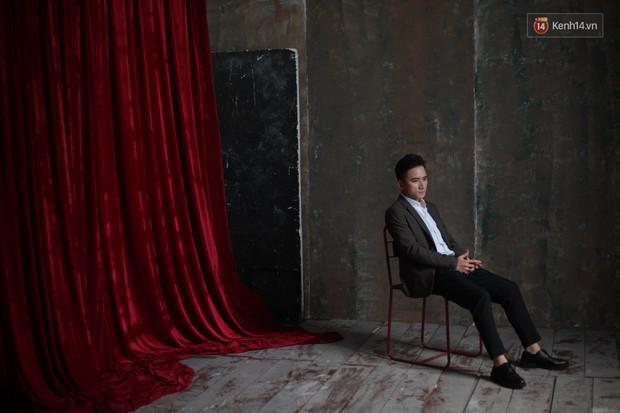 """Phan Mạnh Quỳnh: """"Nhạc của tôi giàu hình ảnh, vì tôi luôn mơ ước được làm phim - Ảnh 9."""
