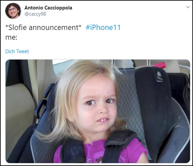 iPhone 11 vừa ló mặt đã dính 2 gáo nước lạnh siêu to, liên tục làm trò cười cho thiên hạ - Ảnh 6.