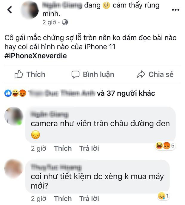 iPhone 11 ra mắt: Healthy và ba-camera như viên đường đen trân châu nhưng ai mắc hội chứng sợ lỗ vừa nhìn đã muốn khóc thét - Ảnh 2.