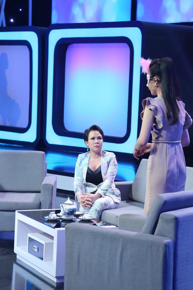 Trương Thế Vinh liên tục bị Việt Hương cà khịa trong show hẹn hò - Ảnh 3.