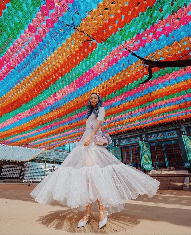 """Nữ travel blogger bị vợ 2 Minh Nhựa """"mượn"""" ảnh để """"sống ảo"""": Hơn 1,3 triệu người theo dõi trên Instagram, hàng xịn nó phải khác! - Ảnh 18."""