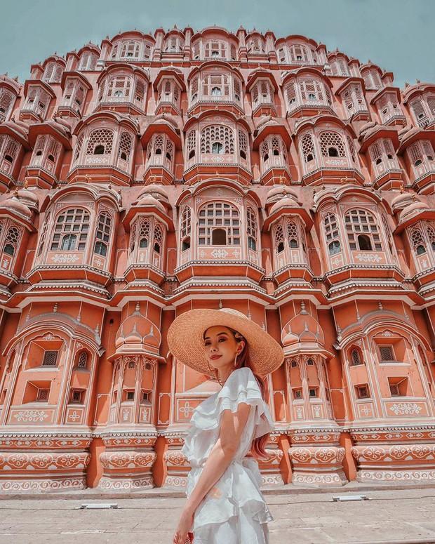 """Nữ travel blogger bị vợ 2 Minh Nhựa """"mượn"""" ảnh để """"sống ảo"""": Hơn 1,3 triệu người theo dõi trên Instagram, hàng xịn nó phải khác! - Ảnh 22."""