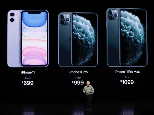 Giá bán iPhone 11 từng phiên bản: Rẻ hơn thế hệ trước một chút, bản đắt nhất tại Việt Nam gần 44 triệu đồng - Ảnh 1.