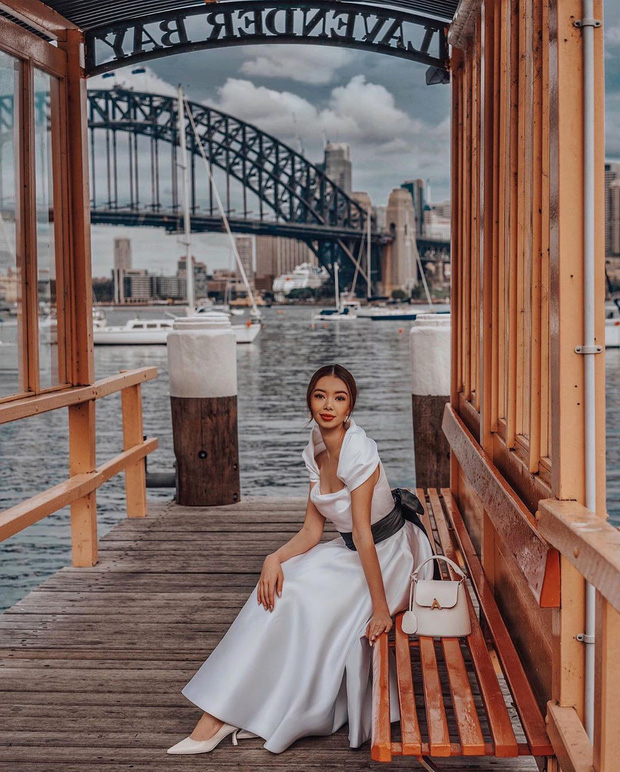 """Nữ travel blogger bị vợ 2 Minh Nhựa """"mượn"""" ảnh để """"sống ảo"""": Hơn 1,3 triệu người theo dõi trên Instagram, hàng xịn nó phải khác! - Ảnh 30."""
