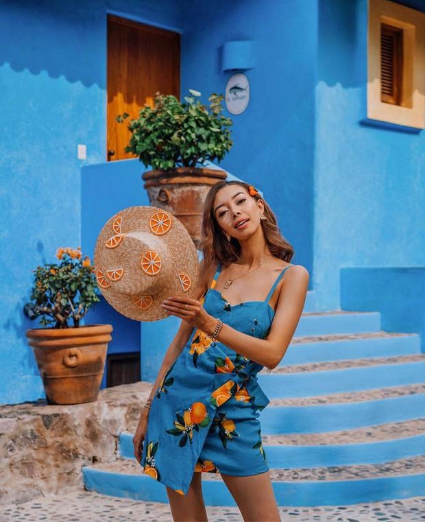 """Nữ travel blogger bị vợ 2 Minh Nhựa """"mượn"""" ảnh để """"sống ảo"""": Hơn 1,3 triệu người theo dõi trên Instagram, hàng xịn nó phải khác! - Ảnh 32."""