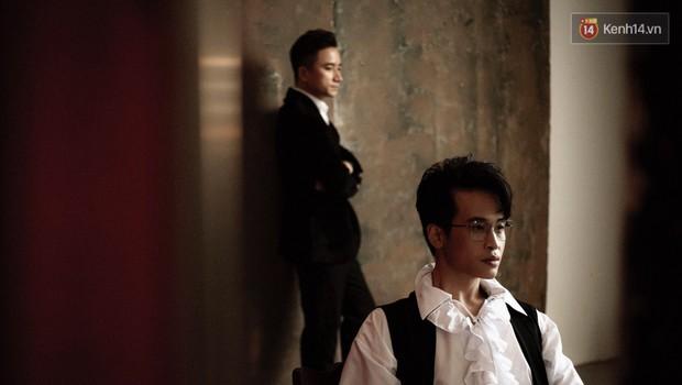 """Phan Mạnh Quỳnh: """"Nhạc của tôi giàu hình ảnh, vì tôi luôn mơ ước được làm phim - Ảnh 13."""