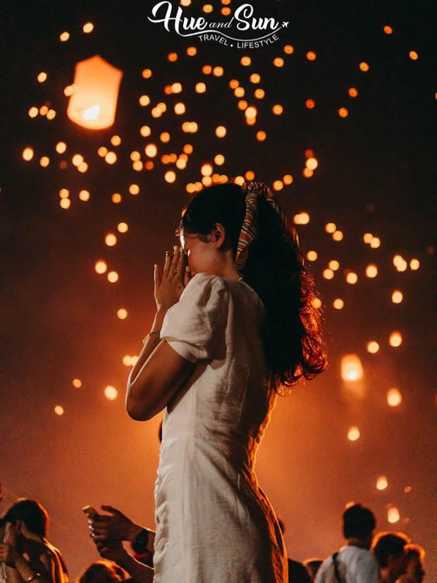 Trọn bộ cẩm nang đón Tết thả đèn ở Chiangmai (Thái Lan), đảm bảo vừa vui mà lại có cả tá hình xinh xắn - Ảnh 6.