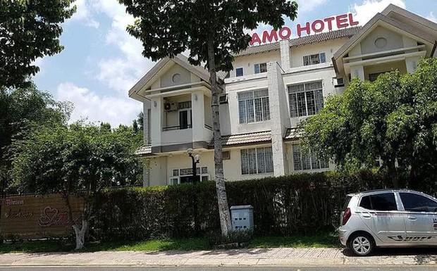 Người nước ngoài thuê phòng sống 1 mình chết trong khách sạn Tiamo Phú Thịnh - Ảnh 1.