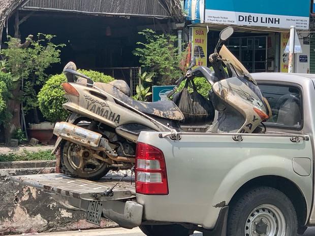 Hé lộ nguyên nhân nhà báo tử vong trên sông sau khi tìm được xe máy ở bến phà Cát Lái - Ảnh 2.