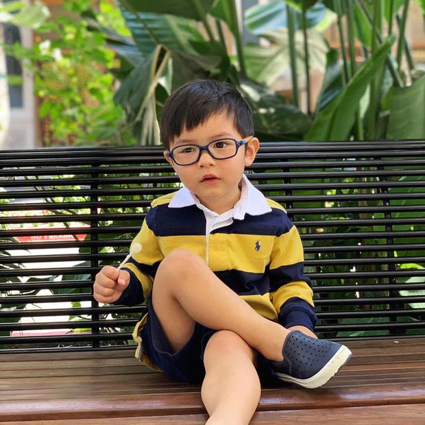 Những nhóc tỳ Vbiz nói tiếng Anh như gió: Con trai Đan Trường 2 tuổi biết 4 thứ tiếng, Subeo đỉnh đến mức mẹ ngỡ ngàng - Ảnh 3.