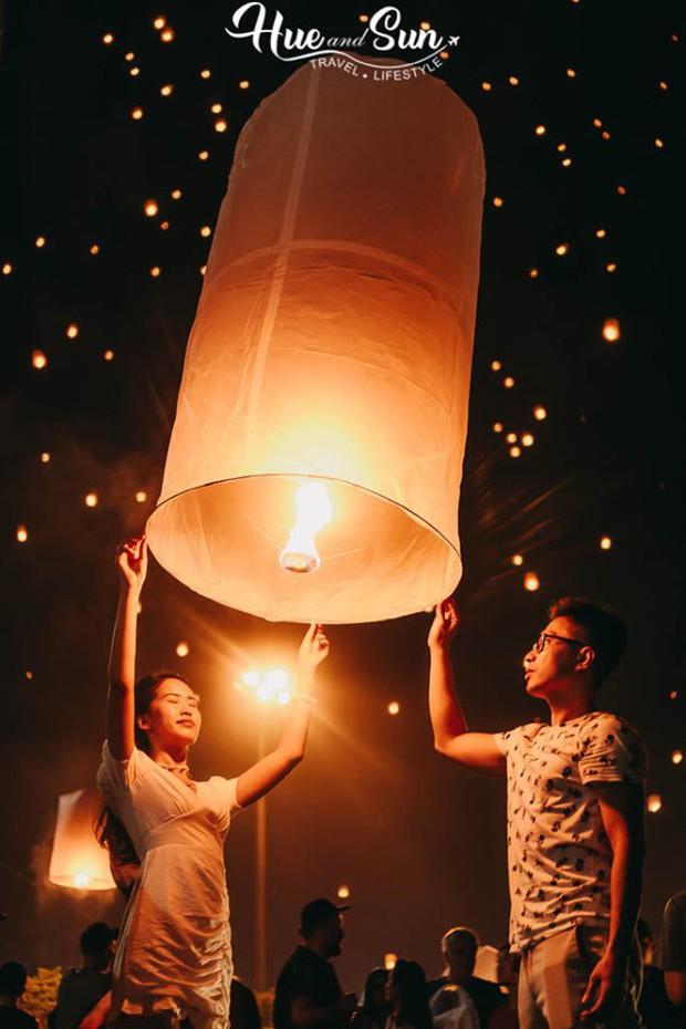 Trọn bộ cẩm nang đón Tết thả đèn ở Chiangmai (Thái Lan), đảm bảo vừa vui mà lại có cả tá hình xinh xắn - Ảnh 1.