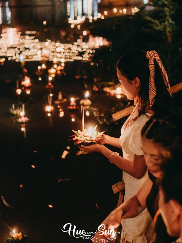 Trọn bộ cẩm nang đón Tết thả đèn ở Chiangmai (Thái Lan), đảm bảo vừa vui mà lại có cả tá hình xinh xắn - Ảnh 3.