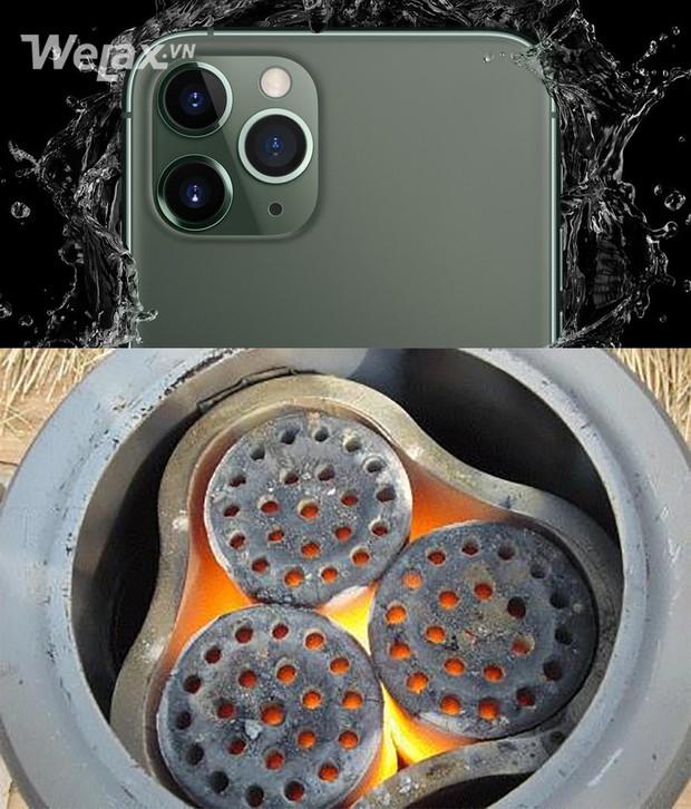 Trình làng chưa được 12 tiếng, cụm camera 3 ống kính to đùng ngã ngửa của iPhone 11 đã bị cộng đồng mạng gửi tặng nguyên một nồi ảnh chế - Ảnh 8.