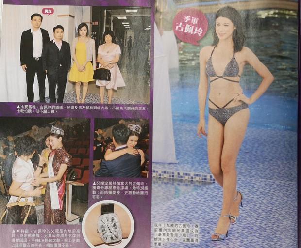 Tân Hoa hậu và 2 Á hậu Hong Kong vừa lên ngôi đã dính phốt: Kẻ tiểu tam giật bồ, người bị tố mua giải - Ảnh 9.