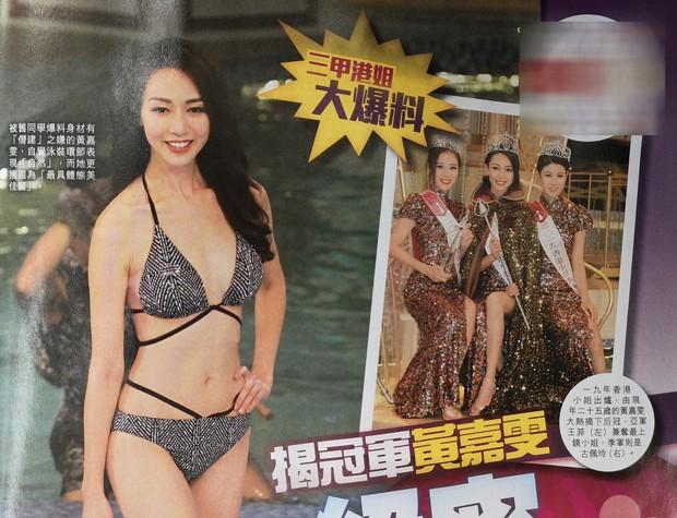 Tân Hoa hậu và 2 Á hậu Hong Kong vừa lên ngôi đã dính phốt: Kẻ tiểu tam giật bồ, người bị tố mua giải - Ảnh 2.
