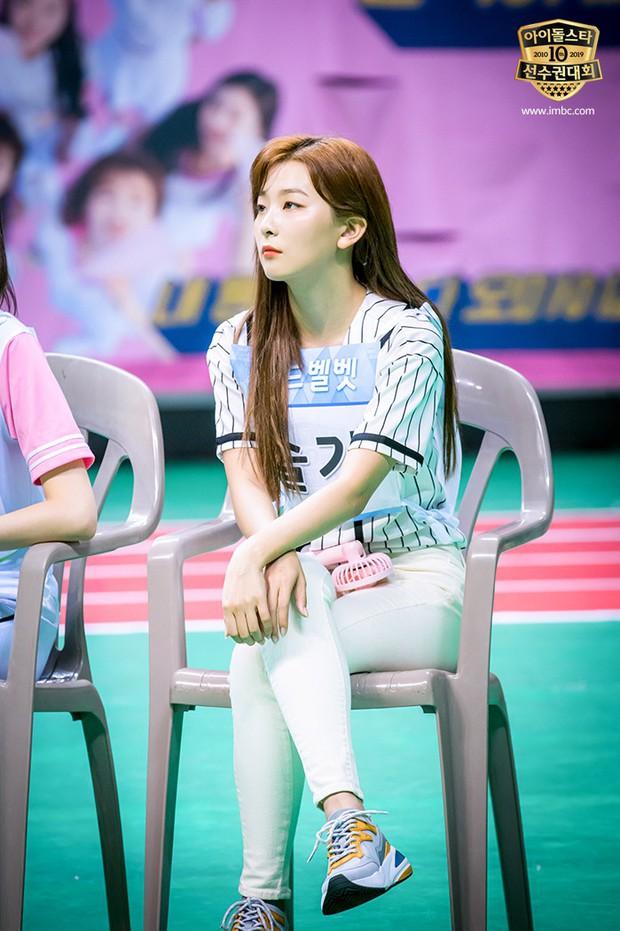 Không ngờ môn bóng chày tại đại hội thể thao Idol lại quy tụ toàn mỹ nhân Kpop! - Ảnh 1.
