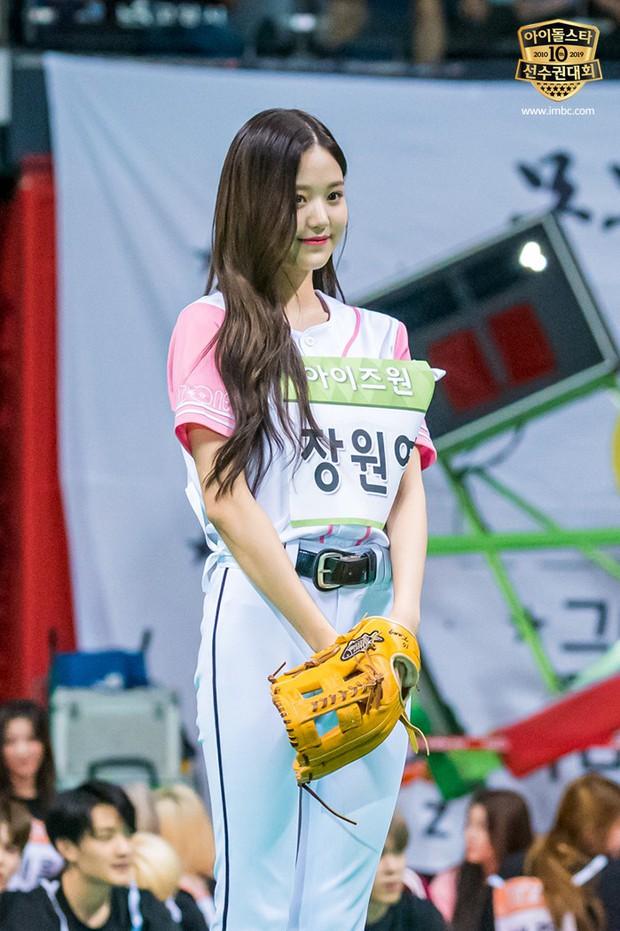 Không ngờ môn bóng chày tại đại hội thể thao Idol lại quy tụ toàn mỹ nhân Kpop! - Ảnh 4.