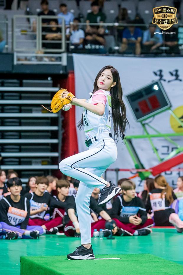 Không ngờ môn bóng chày tại đại hội thể thao Idol lại quy tụ toàn mỹ nhân Kpop! - Ảnh 5.