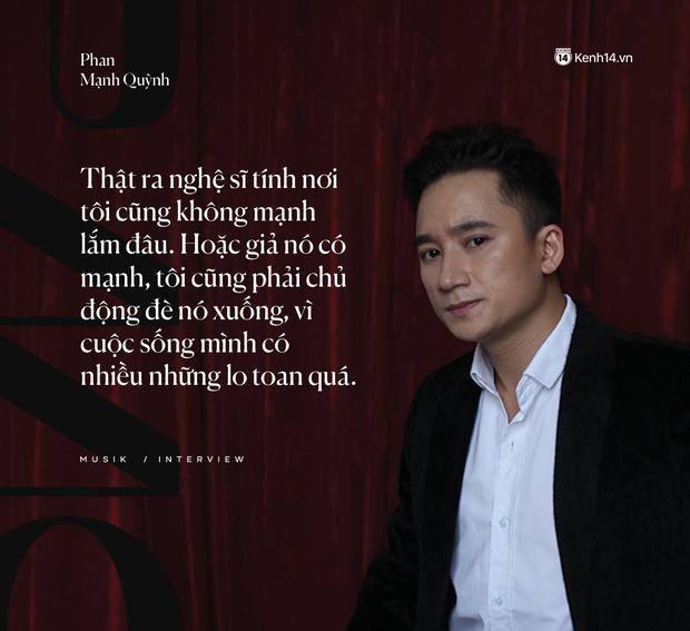 """Phan Mạnh Quỳnh: """"Nhạc của tôi giàu hình ảnh, vì tôi luôn mơ ước được làm phim - Ảnh 7."""
