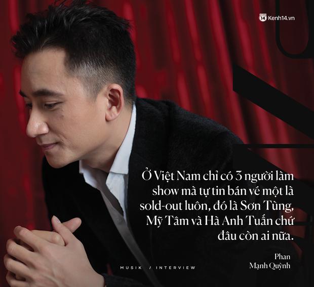 """Phan Mạnh Quỳnh: """"Nhạc của tôi giàu hình ảnh, vì tôi luôn mơ ước được làm phim - Ảnh 12."""
