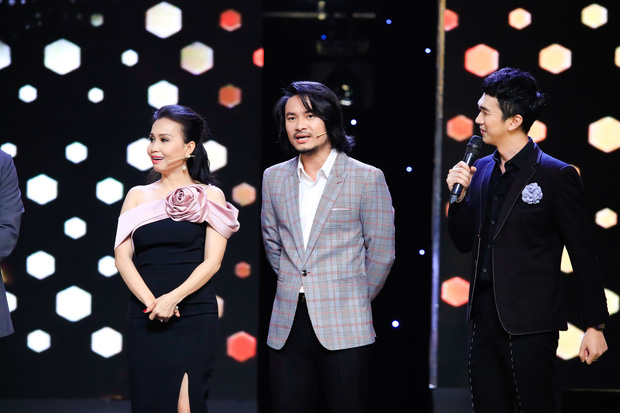 Cặp đôi vàng: Thiện Nhân khóc ngon lành trên sân khấu, khiến giám khảo rơi nước mắt theo - Ảnh 10.