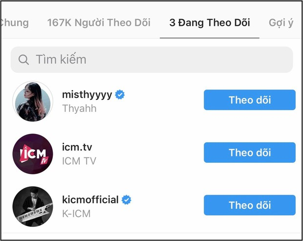 Jack chỉ follow 2 người duy nhất trên Instagram: Một là K-ICM, nhân vật còn lại danh tính bất ngờ! - Ảnh 1.