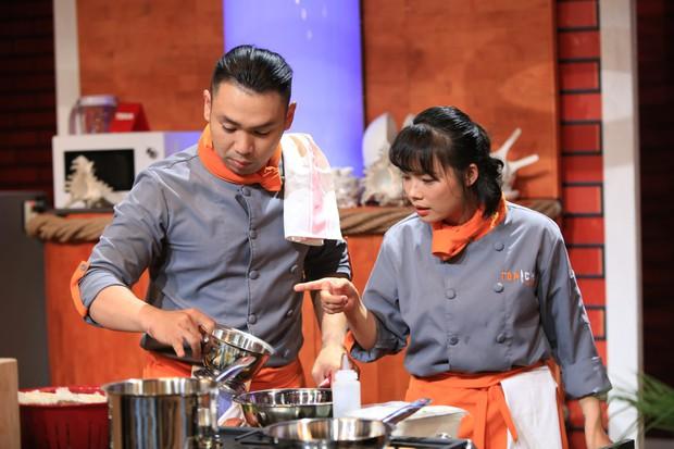 Top Chef Vietnam: Thí sinh phá hoại môi trường bị giám khảo gay gắt phê bình có tài mà chưa có tâm - Ảnh 4.