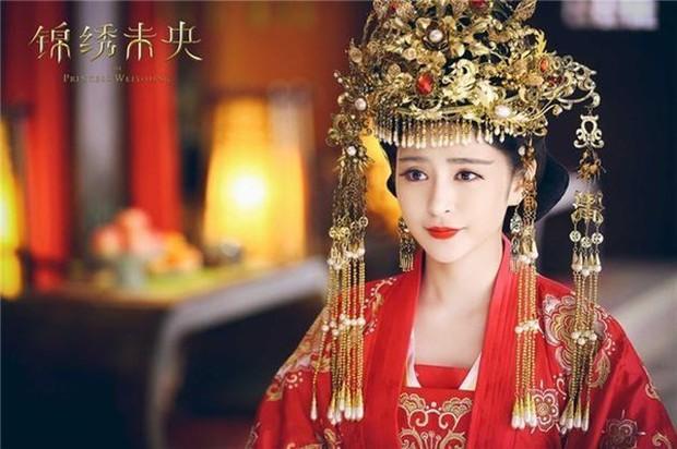 """5 mỹ nhân """"đệ nhất thiên hạ"""" trên màn ảnh Hoa ngữ: Thượng thần Dương Mịch bít cửa trước cô cô Lý Nhược Đồng - Ảnh 1."""