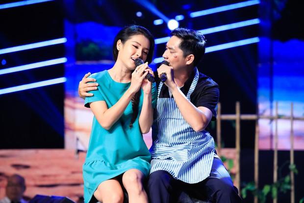 Cặp đôi vàng: Thiện Nhân khóc ngon lành trên sân khấu, khiến giám khảo rơi nước mắt theo - Ảnh 15.