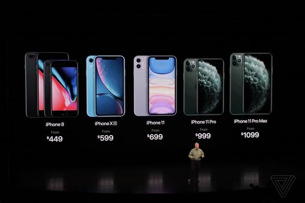 Bộ ba iPhone 11 chính thức đổ bộ: Màu xanh bóng đêm mới ngầu đét, mỗi tội camera trông hơi hài hước - Ảnh 5.