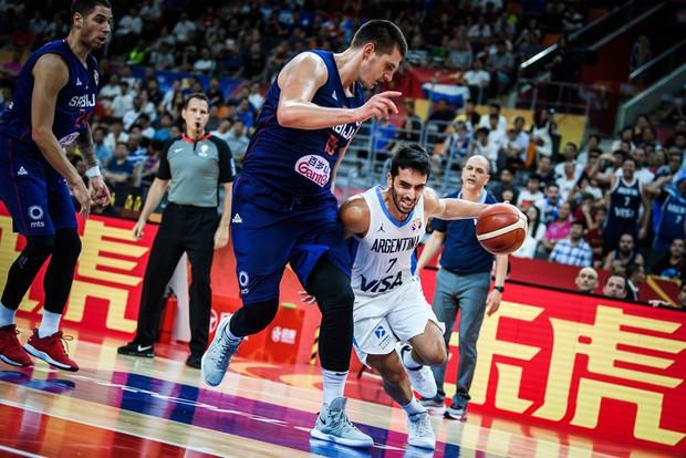 Kết quả ngày thi đấu 10/9 FIBA World Cup 2019: Tây Ban Nha biểu dương sức mạnh, ĐKÁQ Serbia kết thúc ở vòng tứ kết - Ảnh 1.
