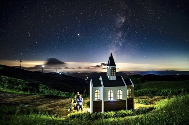 Dọc khắp Hàn Quốc những địa điểm du lịch xanh đang đốn tim giới trẻ - Ảnh 2.