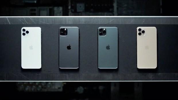 """iPhone 11 Pro """"xanh bóng đêm"""" liệu có gây sốt như iPhone """"vàng hồng"""" trước đây? - Ảnh 1."""