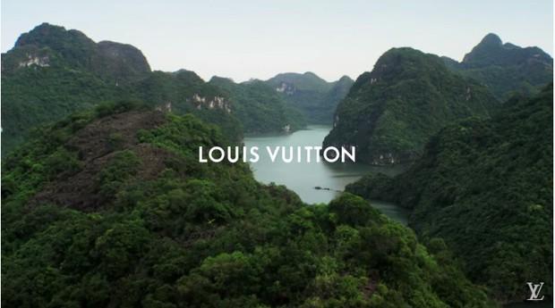 Dân tình nở mặt nở mày khi Hạ Long, Hội An trở thành tâm điểm đẹp đến ngộp thở trong clip quảng bá của Louis Vuitton - Ảnh 2.