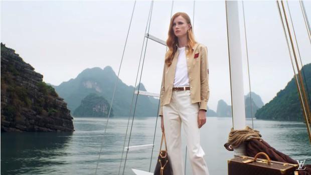 Dân tình nở mặt nở mày khi Hạ Long, Hội An trở thành tâm điểm đẹp đến ngộp thở trong clip quảng bá của Louis Vuitton - Ảnh 3.