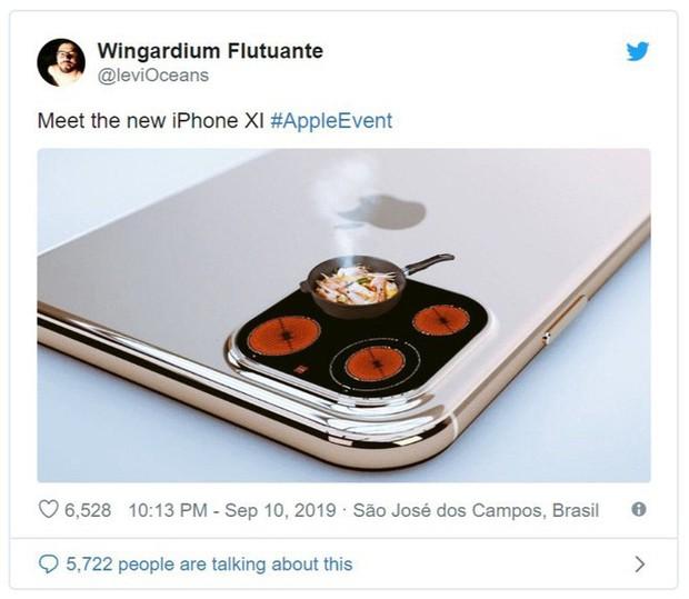 Không cần antifan chọc ngoáy, tự Apple cũng biết cách tung hứng với camera hài hước của iPhone 11 - Ảnh 2.