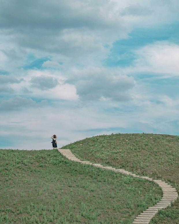 Dọc khắp Hàn Quốc những địa điểm du lịch xanh đang đốn tim giới trẻ - Ảnh 13.