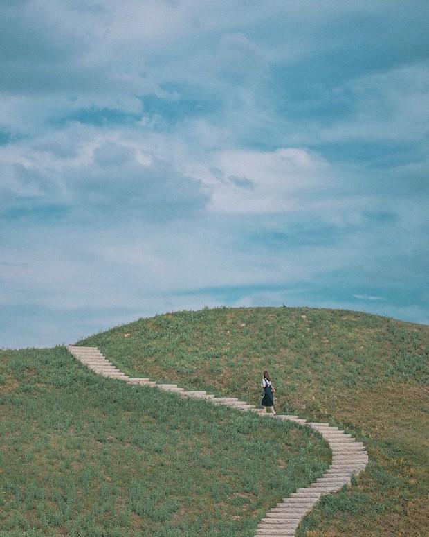 Dọc khắp Hàn Quốc những địa điểm du lịch xanh đang đốn tim giới trẻ - Ảnh 14.