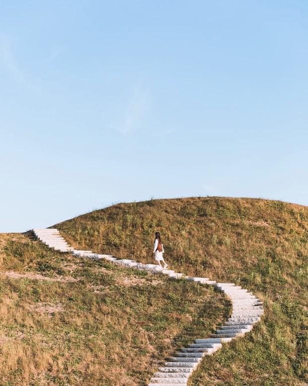 Dọc khắp Hàn Quốc những địa điểm du lịch xanh đang đốn tim giới trẻ - Ảnh 15.