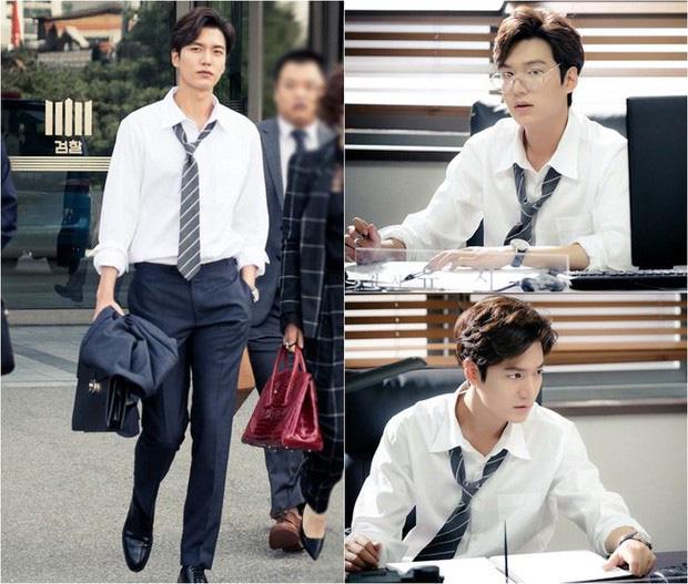 5 ác ma quyến rũ màn ảnh Hàn: Hyun Bin không góc chết nhưng trùm đẹp trai vẫn là Lee Min Ho! - Ảnh 5.