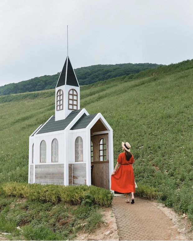 Dọc khắp Hàn Quốc những địa điểm du lịch xanh đang đốn tim giới trẻ - Ảnh 4.